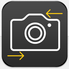 Flipside camera Icon
