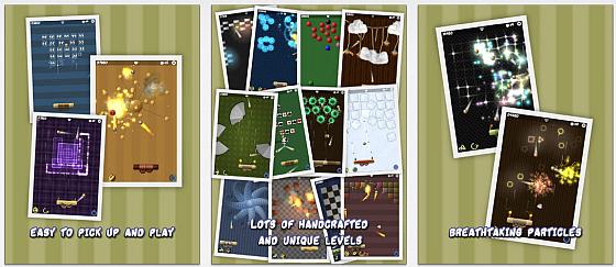 Anodia für iPhone und iPad Screenshots