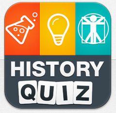 History Quiz Icon