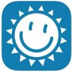 YoWindow Wetter bis morgen Abend als App des Abends kostenlos