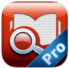 eBook Search Pro Icon